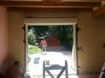 Combles et moi réalise une ouverture dans un mur porteur par la mise en place d'un linteau